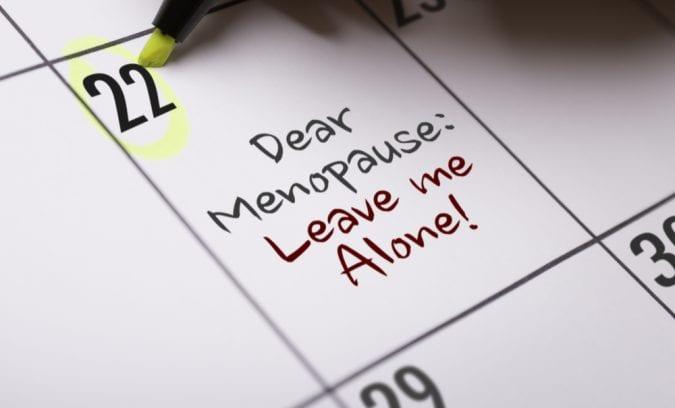 Menopause Leave Me Alone