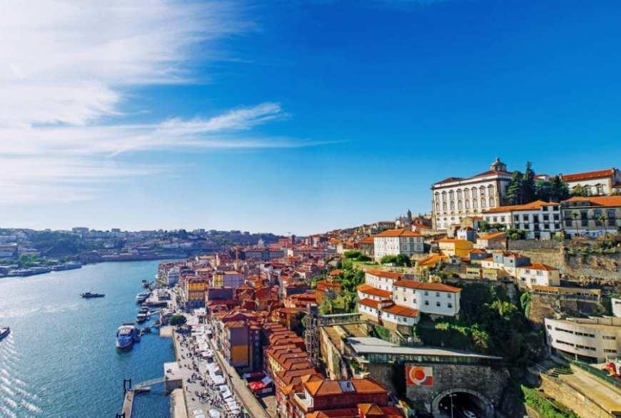 Portugal seaside view