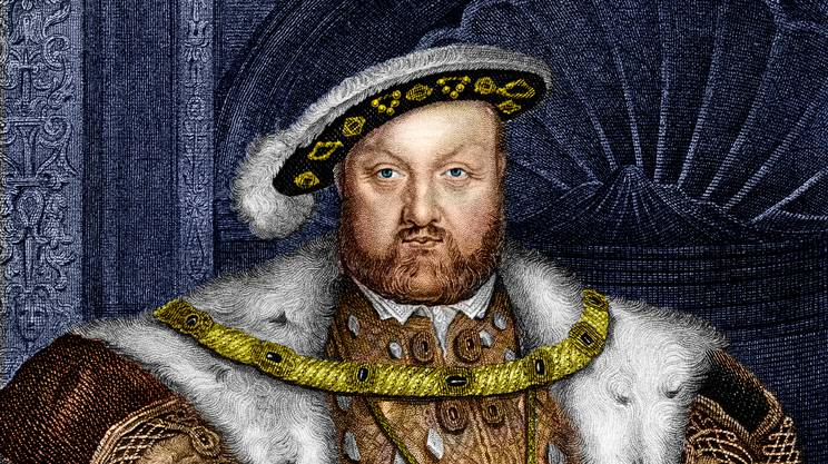 Gout king Henry VIII