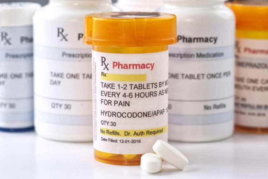Opioid Prescription Bottles