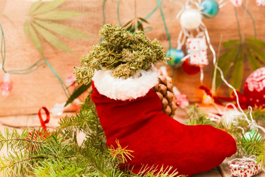 cannabis, Christmas, holidays, cannabis gifts, recreational cannabis, medical cannabis, free cannabis, legalization, parenting, children