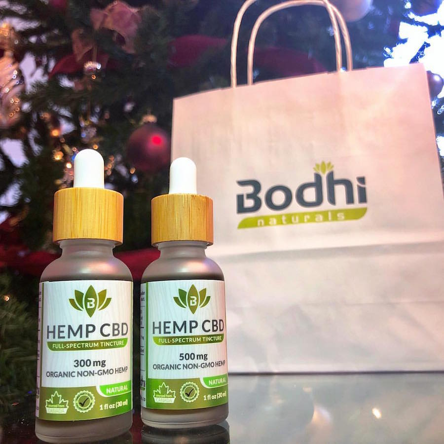 Bodhi Naturals, hemp, hemp CBD, CBD, CBD products, Kyla Ford, Doug Ford, Ontario, black market, independent dispensaries