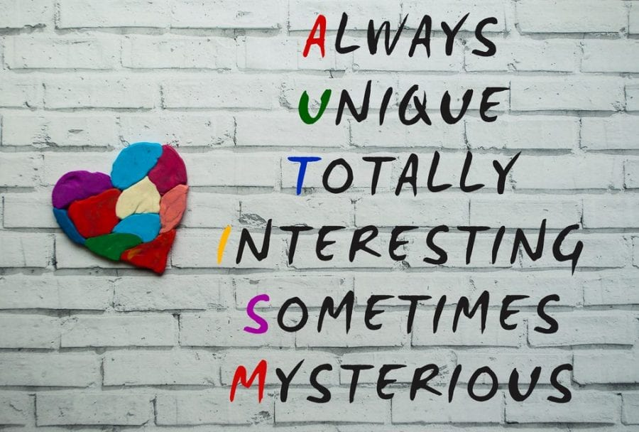 Achronym for autism Always Unique Totally Interesting Sometimes Mysterious