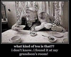 Medibles Weed tea