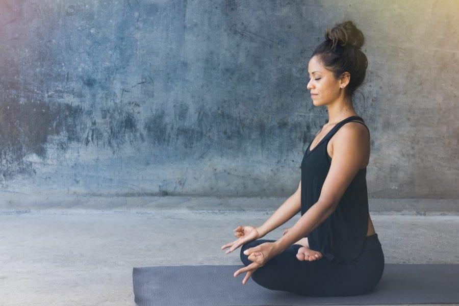 Buddha, meditation, cannabis, cannabis and meditation, relaxation, CBD, THC, cannabinoids, health benefits, depression, anxiety