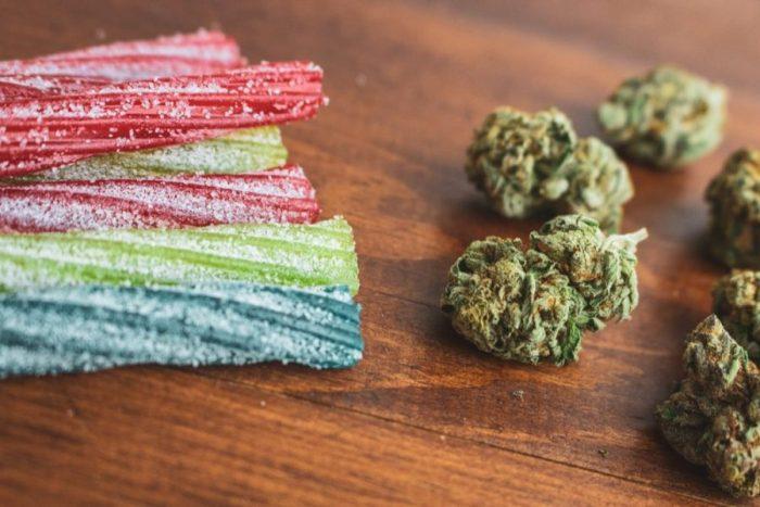 dosing edibles candy