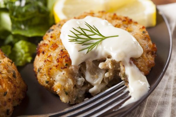 brain health, crab cakes, cannabis infused crab cakes, cannabinoids, neuroprotectant, health benefits, CBD, THC, medibles