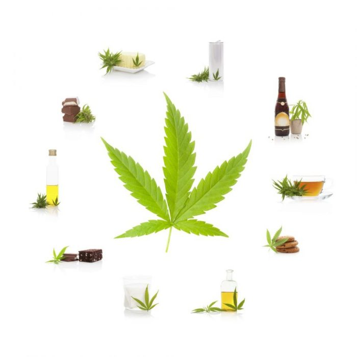 cannabis drinks of all sorts
