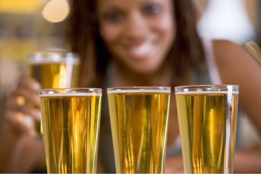 how to stop binge drinking