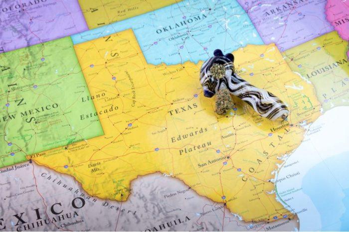 texas weed laws