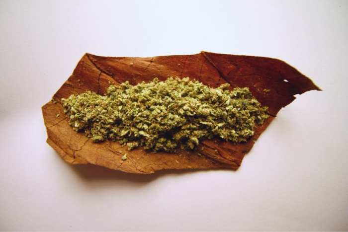 Tobacco and THC