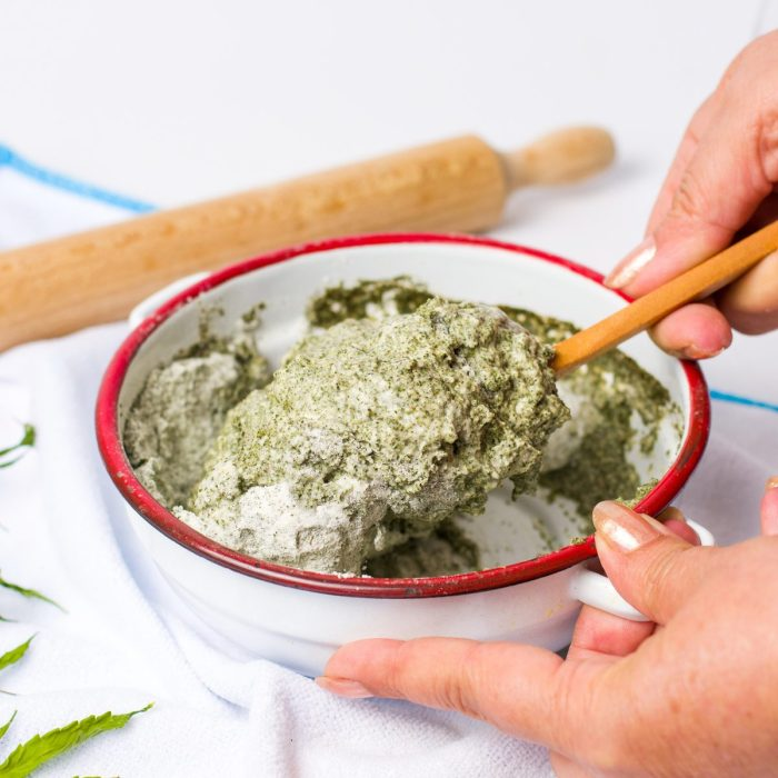 Pantry Basics for the cannabis chef