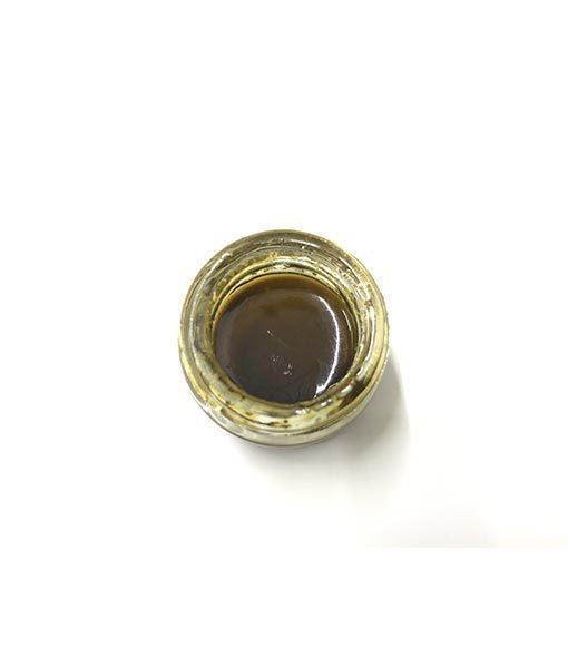 cbd paste in jar