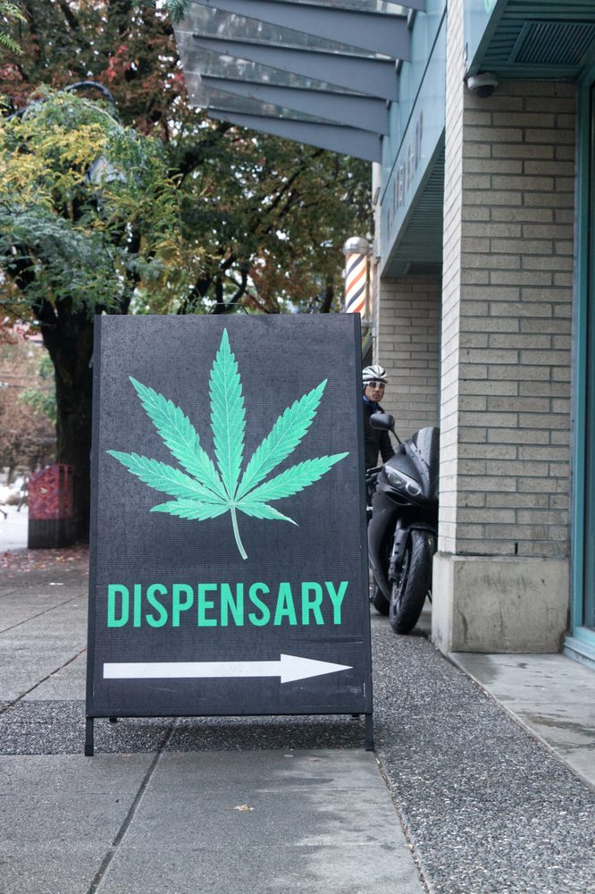 dispensary sign in vancouver canada