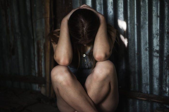 psychosis in homeless girl