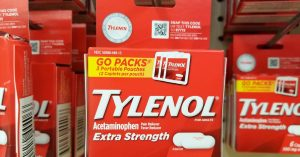 double blind placebo trial not needed for tylenol only cannabis