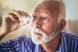 THC Eye drops could help this older adult fight glaucoma