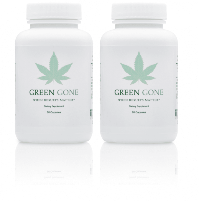 green gone detox kit
