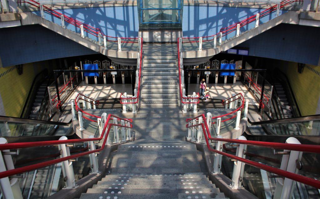 Gemeente Rotterdam – Rotterdam Blaak NS station