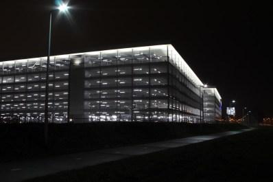 Schiphol parkeergarage P3.