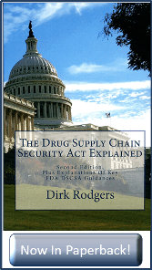 """Image of """"The Drug Supply Chain Security Act Explained"""" by Dirk Rodgers"""