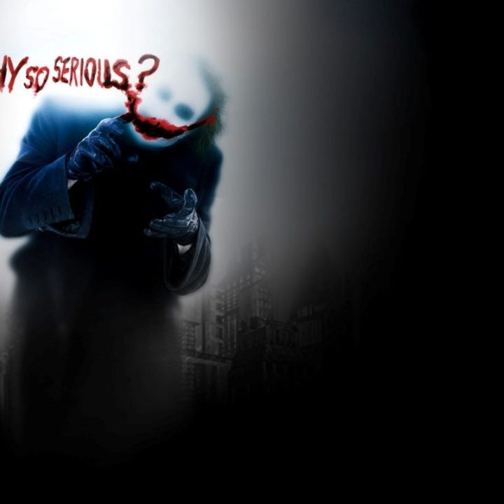Why So Serious Hd Wallpapers For Pc Joshview Co