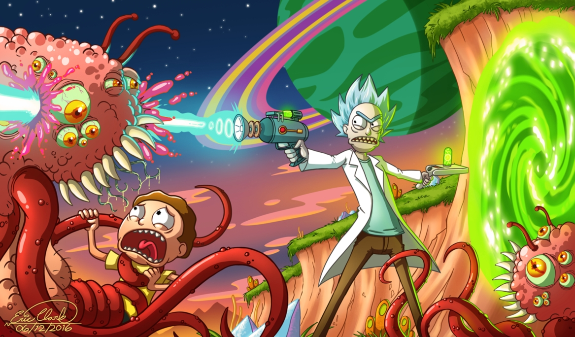 10 Best Trippy Rick And Morty Wallpaper FULL HD 1080p For PC Desktop 10 New And Newest Trippy Rick And Morty Wallpaper for Desktop with FULL HD  1080p  1920      1080  FREE DOWNLOAD