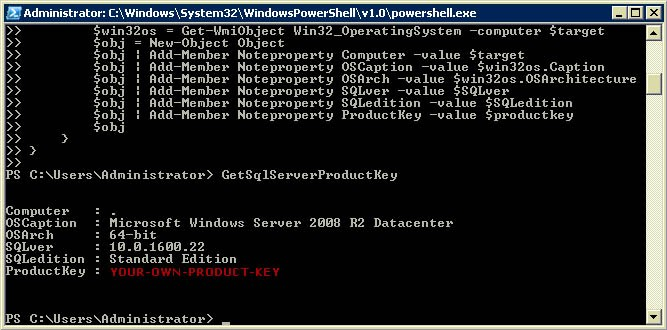 sql-server-2008-retrieve-product-key