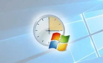 Impostare lo Shutdown o il Reboot automatico di Windows