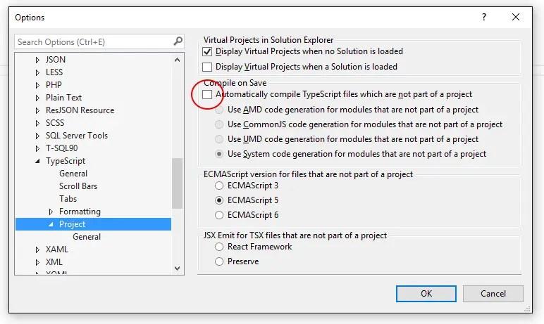 Fixing TypeScript
