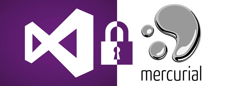 Using Mercurial HG in Visual Studio 2015 with VisualHG or