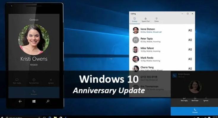Windows 10 Anniversary Update: come ottenerlo subito