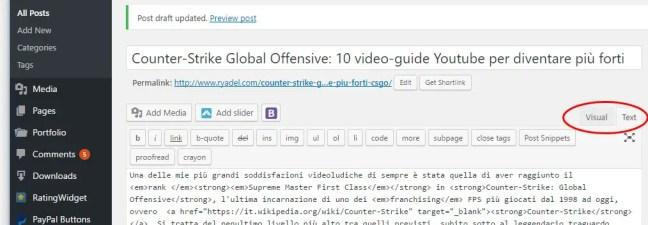 wordpress-visual-editor-visual-text-tab