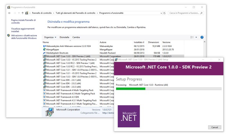 """.NET Core - How to fix the """"Microsoft.NET.Sdk.Web could not be found"""" error in Visual Studio 2017"""