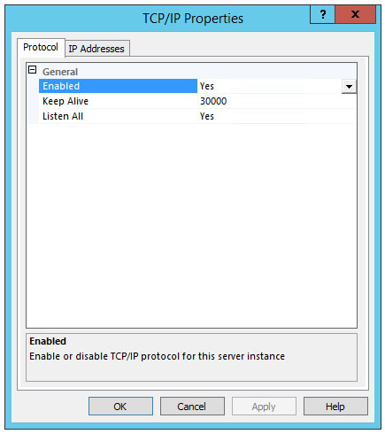 Ms Sql Server How To Change The Default Tcp 1433 Port