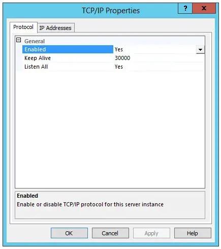 Microsoft SQL Server - Come cambiare la Porta TCP 1433 predefinita