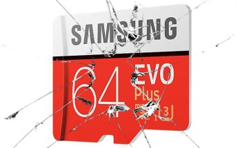 SD or Micro SD Card Full or Not Accessible Error - How to Fix it