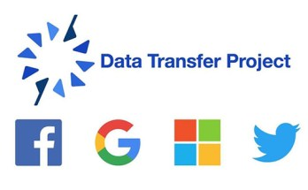 Data Transfer Project - Google, Twitter, Microsoft e Facebook