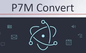 P7M Convert - Software per convertire file P7M (fattura elettronica con firma digitale CAdES) in formato XML