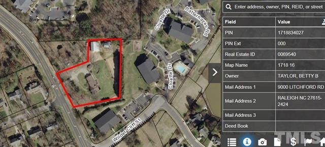 North Raleigh Litchford Road Development Opportunity Presented by Ryan Boone Real Estate