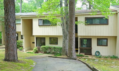 Under Contract: 3 BR, 2.5 BA North Raleigh Townhouse Under $150,000