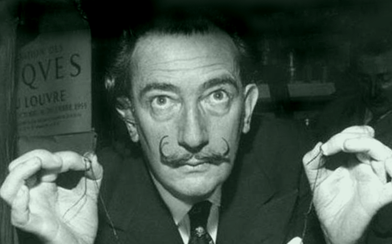 Salvador Dalí – 5 Strange Facts