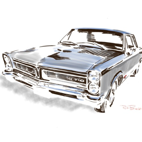 65' Post GTO By Ryan Burdzinski