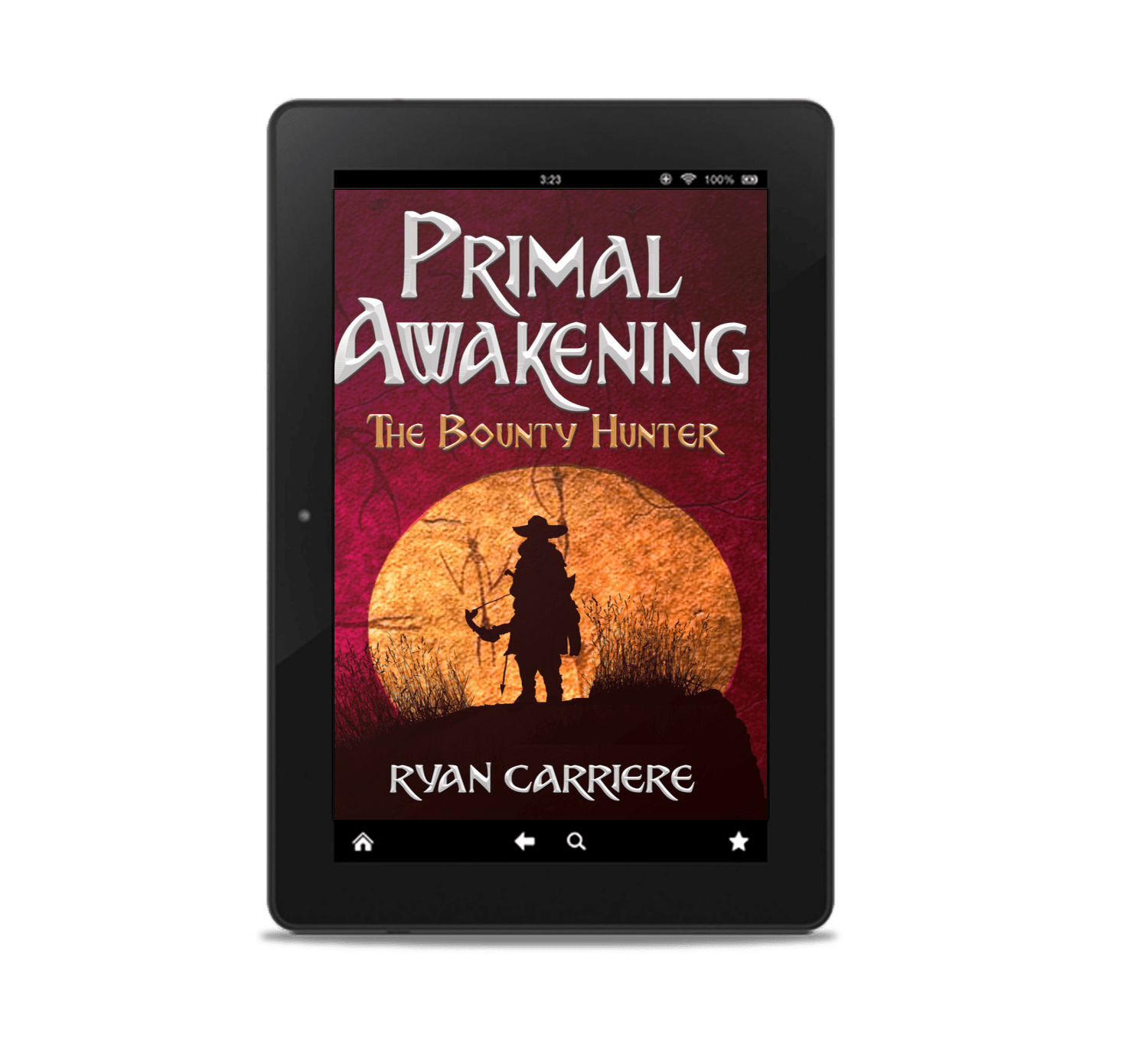 Ryan Carriere,ASSASSIN RISING, Ryan Carriere, RYAN CARRIERE