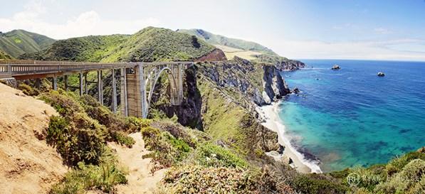Pacific coast highway bixby bridge