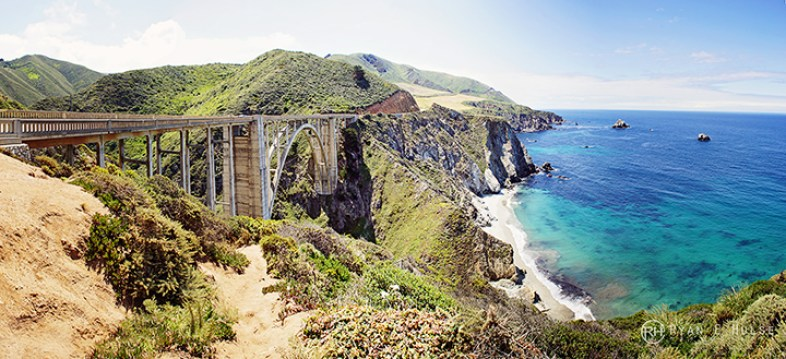 Pacific coast highway bixby bridge