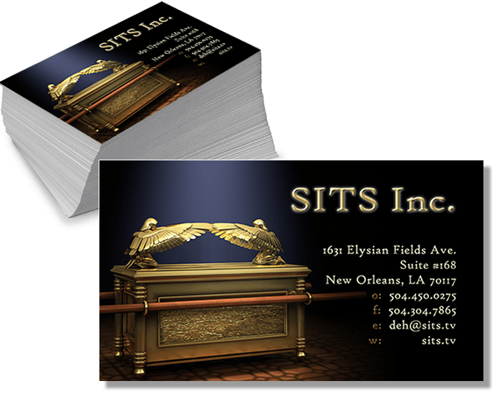 SITS Business Cards