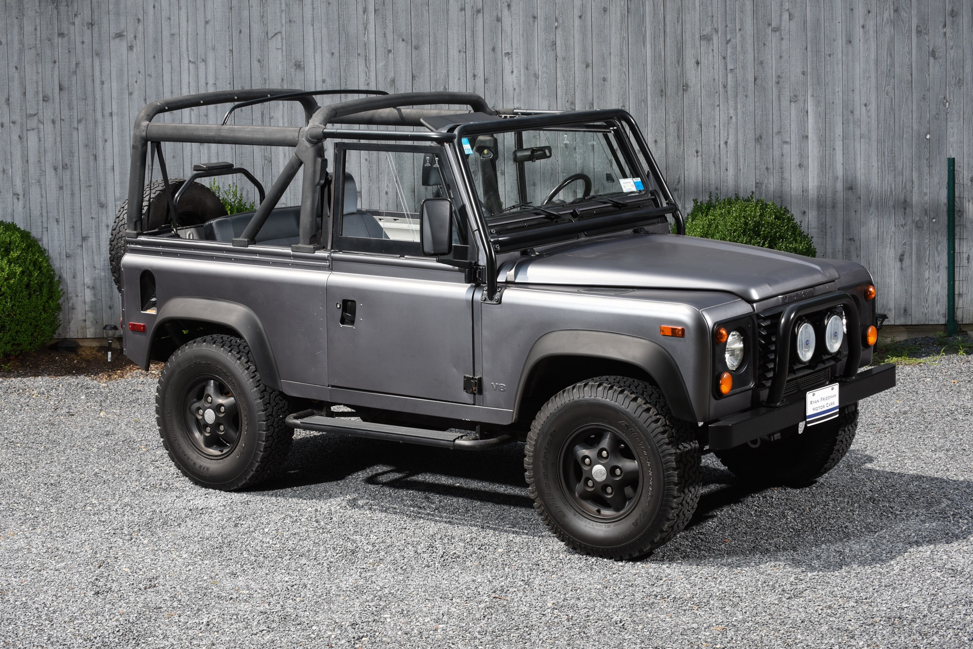 1997 Land Rover Defender 90 Stock 52 for sale near Valley Stream