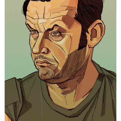 Jack Nicholson One Flew Over The Cuckoo's Nest