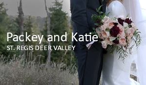 Packey and Katie // St. Regis Deer Valley